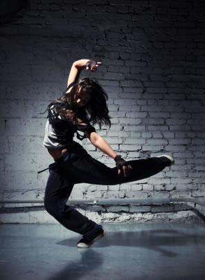 Танец выразить себя и свои чувства